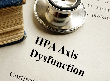 Article with 'HPA Axis Dysfunction' as the title