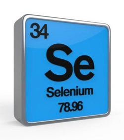 Selenium's information from periodic table