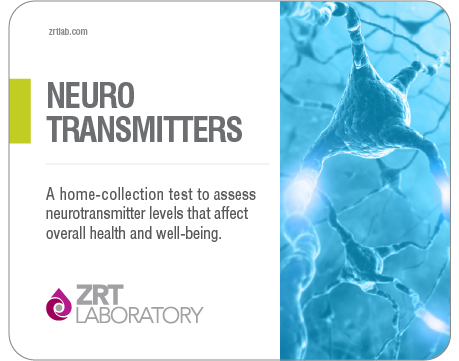 Neurotransmitter Testing | ZRT Laboratory