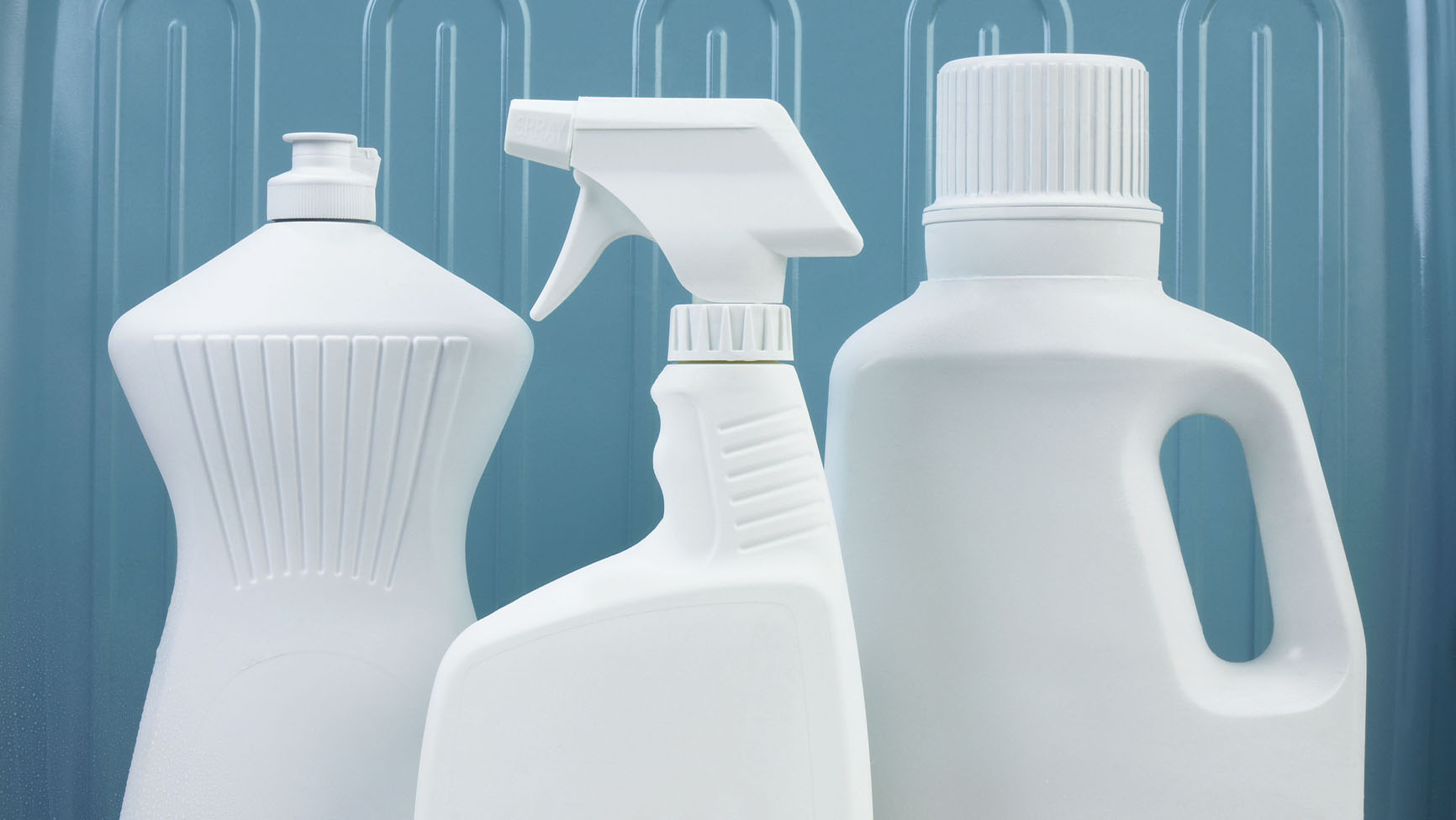Toxins in cleaning supplies
