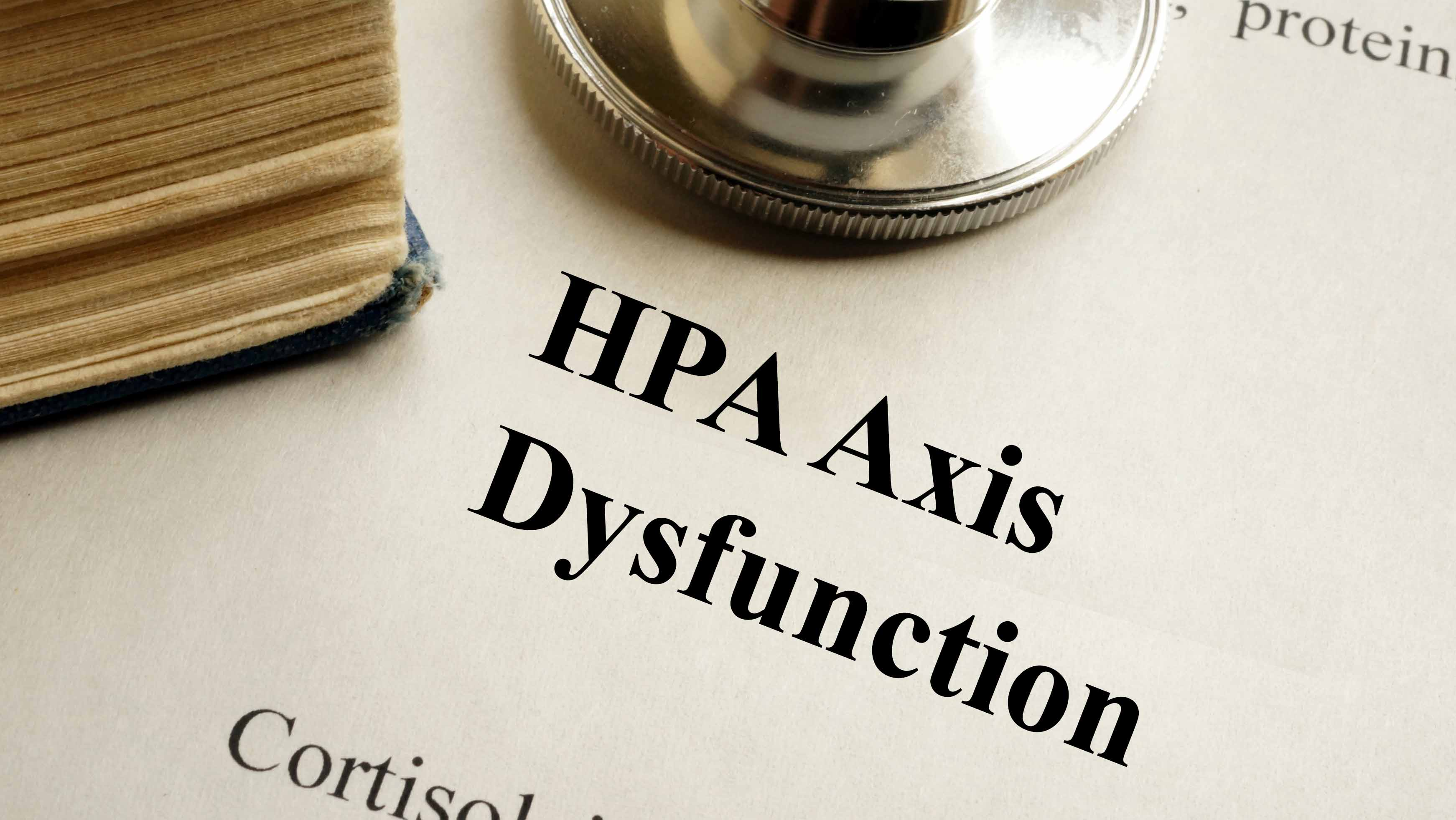 "Article with ""HPA Axis Dysfunction"" as the title"