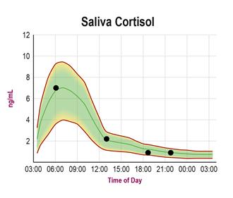 Image result for ZRT Saliva adrenal test