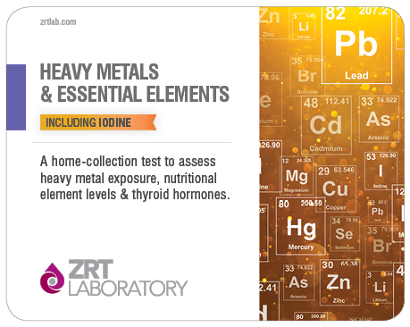 Heavy Metals & Essential Elements Testing