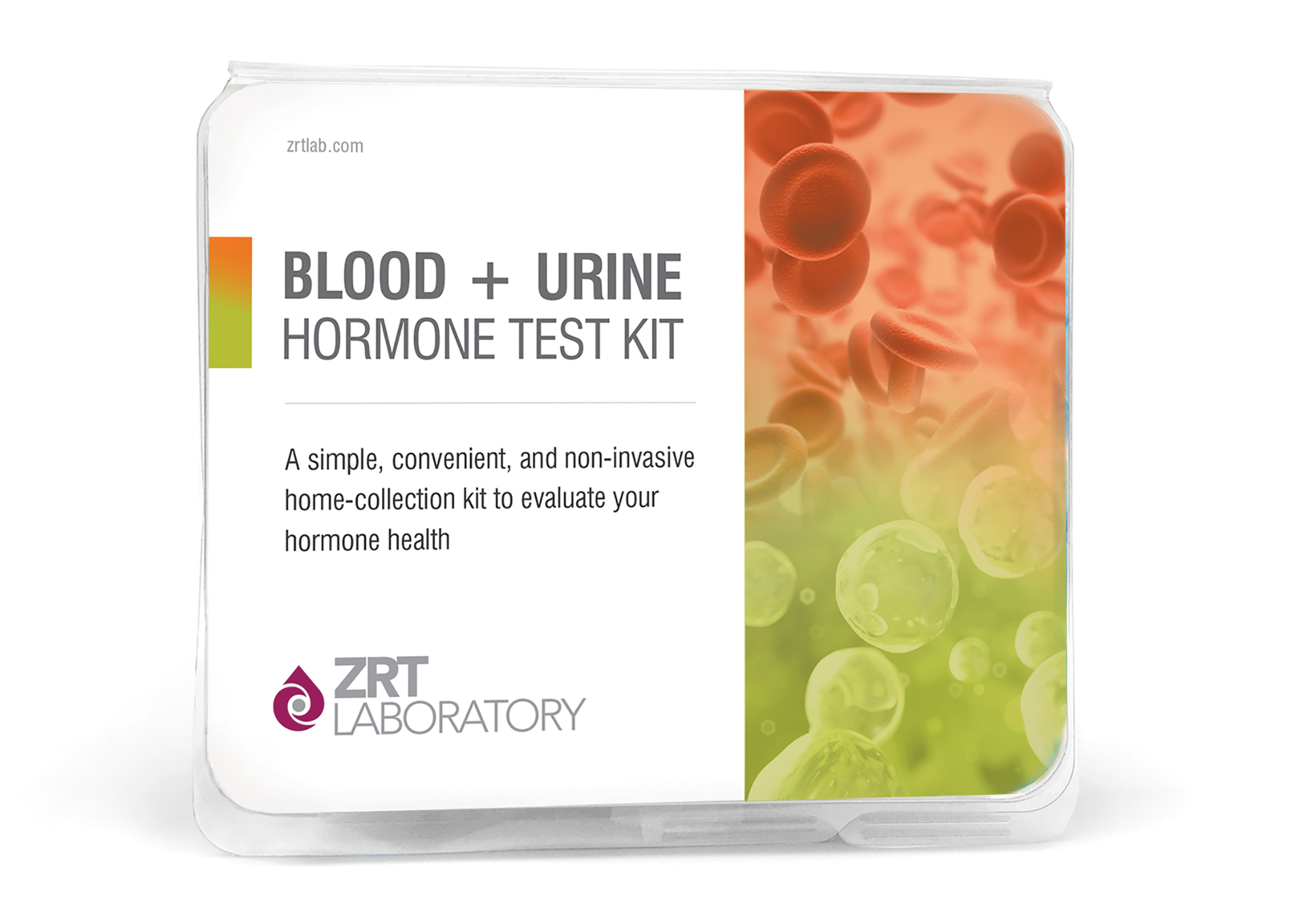 ZRT Laboratory Blood + Urine Hormone Kit