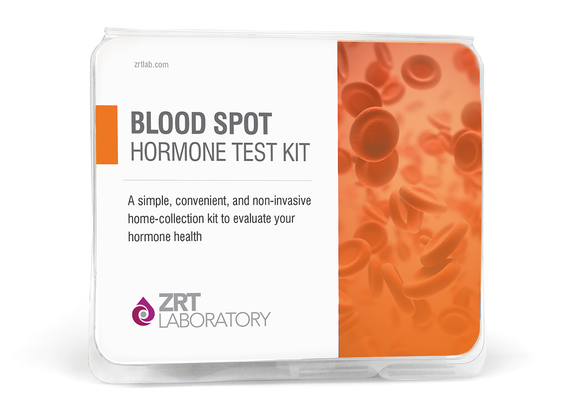 ZRT Laboratory Blood Spot Hormone Test Kit