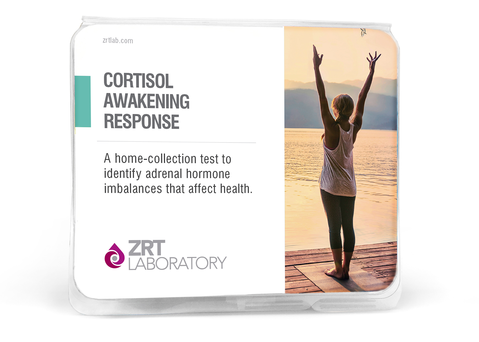 ZRT Laboratory Cortisol Awakening Response Kit