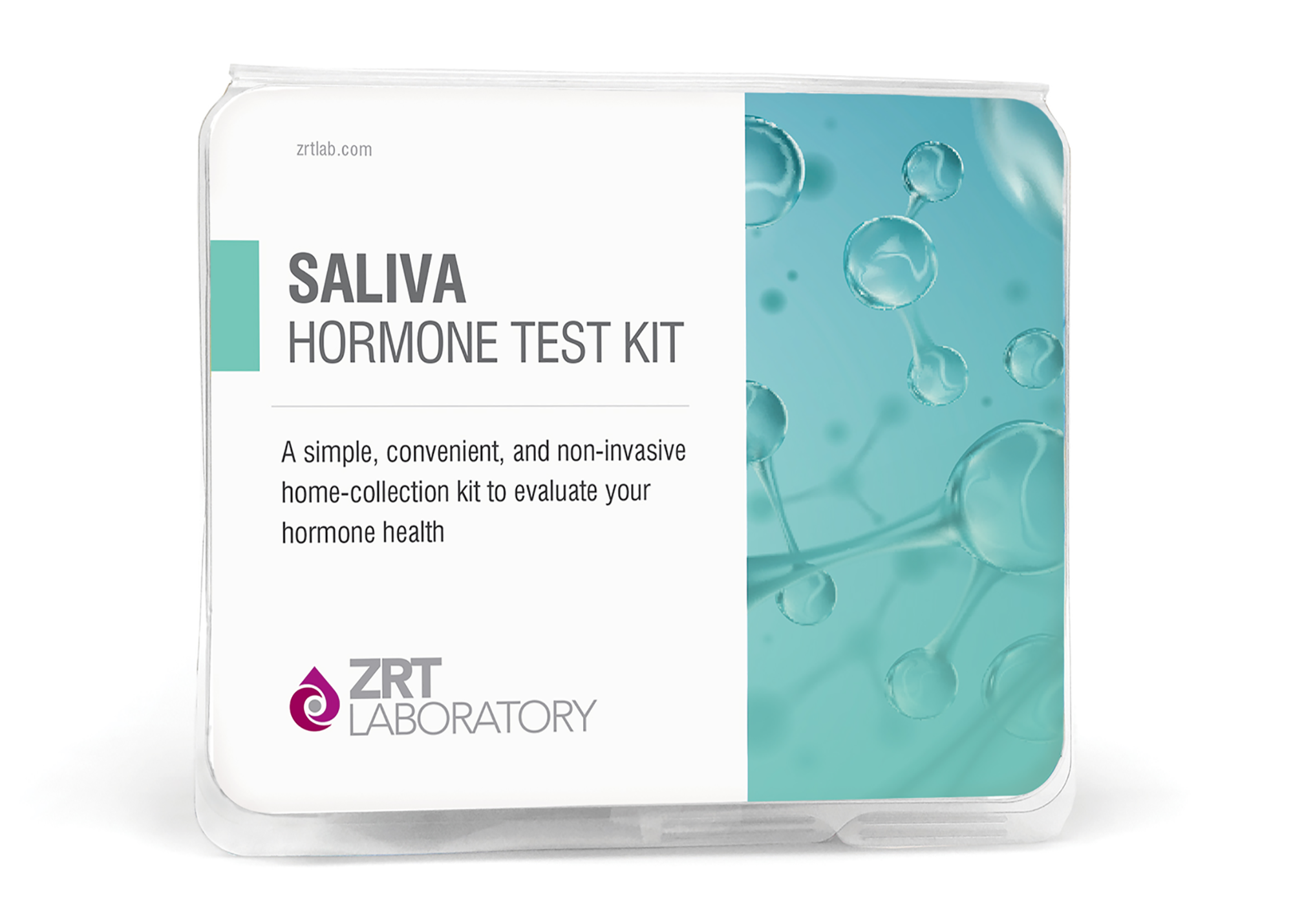 ZRT Laboratory Saliva Hormone Test Kit
