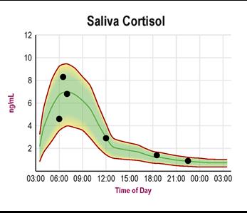 ZRT Laboratory Cortisol Awakening Response 6-Tube Collection