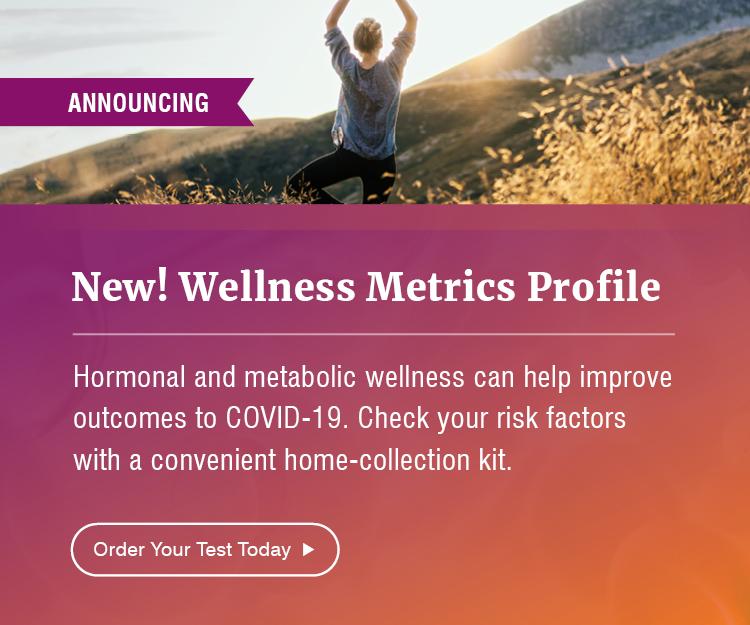 New! Wellness Metrics Profile is Now Available