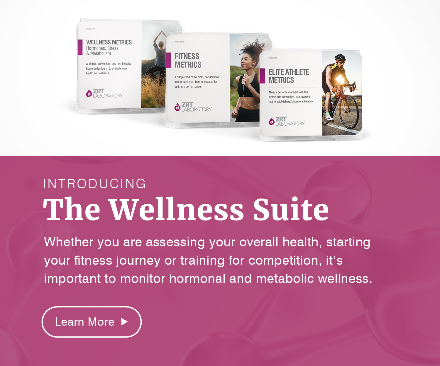 New! Wellness Suite is Now Available
